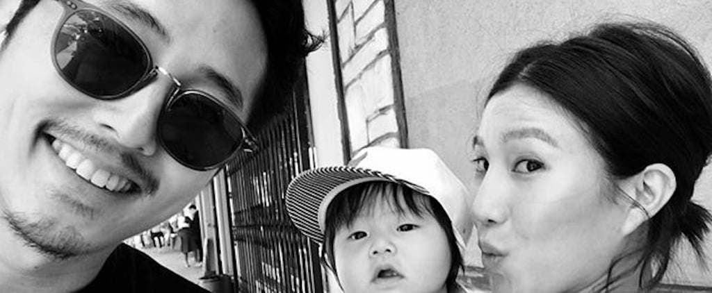 Steven Yeun and Joana Pak Expecting Second Child