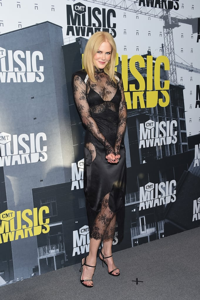 Nicole Kidman at the 2017 CMT Music Awards