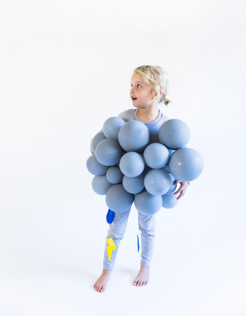 rain cloud | toddler halloween costume ideas 2018 | popsugar family