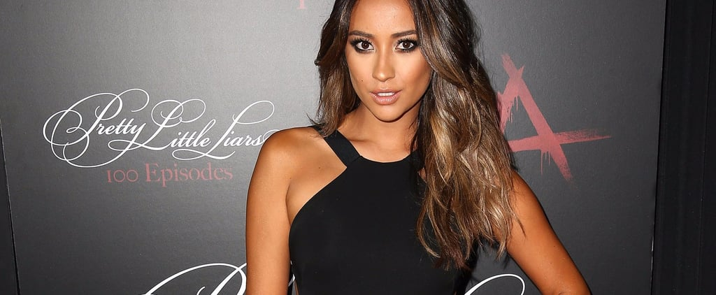 Shay Mitchell's Secret to Looking Fit? This Insane Gym Routine
