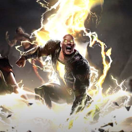 Watch the Black Adam Teaser Trailer