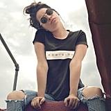 Simple Feminist T-Shirt ($27)