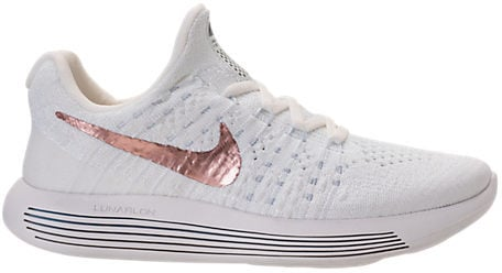 new product f1b7c 8db21 Nike Women s LunarEpic Low Flyknit 2 Running Shoes