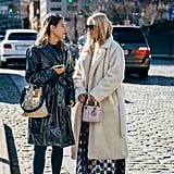 2019 Street Style Trend: Chunky Sneakers