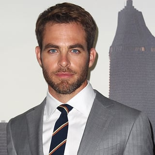 Celebrity, Fashion, Beauty News: Chris Pine, Hair, Denim
