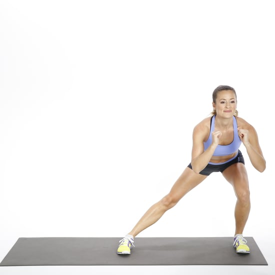 Low Lateral Lunge