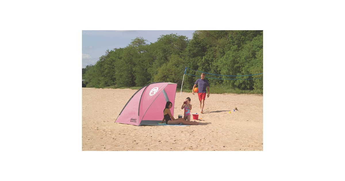 huge discount b9c6e 60530 Coleman DayTripper Beach Shade | Best Family Beach Tents and ...