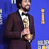 Ramy Youssef 2020 Golden Globes Win