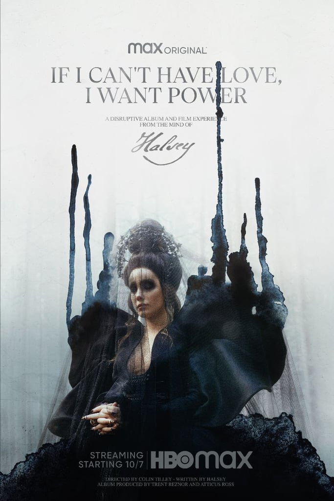 Halsey's If I Can't Have Love, I Want Power Going to HBO Max