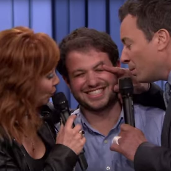 Reba McEntire and Jimmy Fallon Close-Up Serenade Video