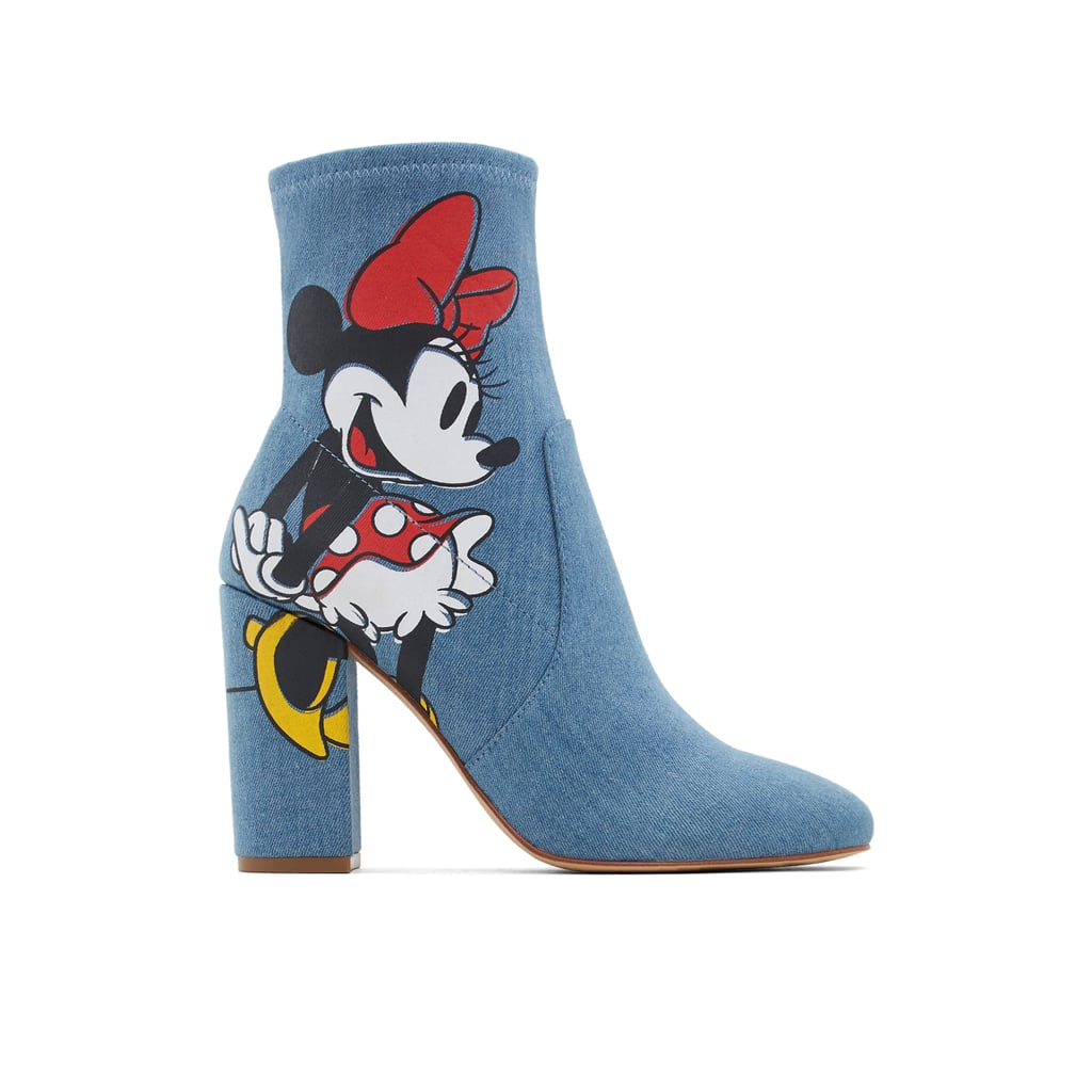 Disney x Aldo Mickey and Minnie Denim