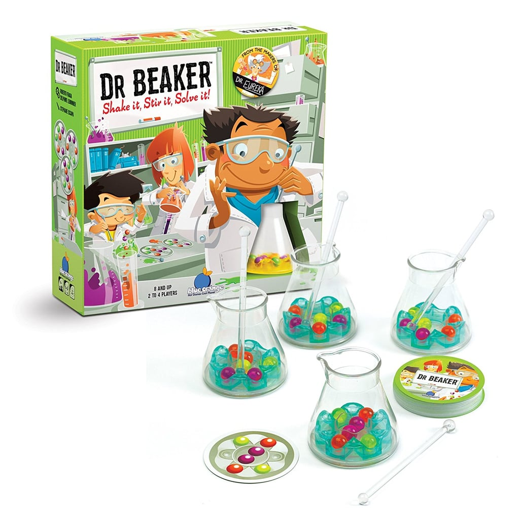 Dr. Beaker Science Speed Logic Board Game