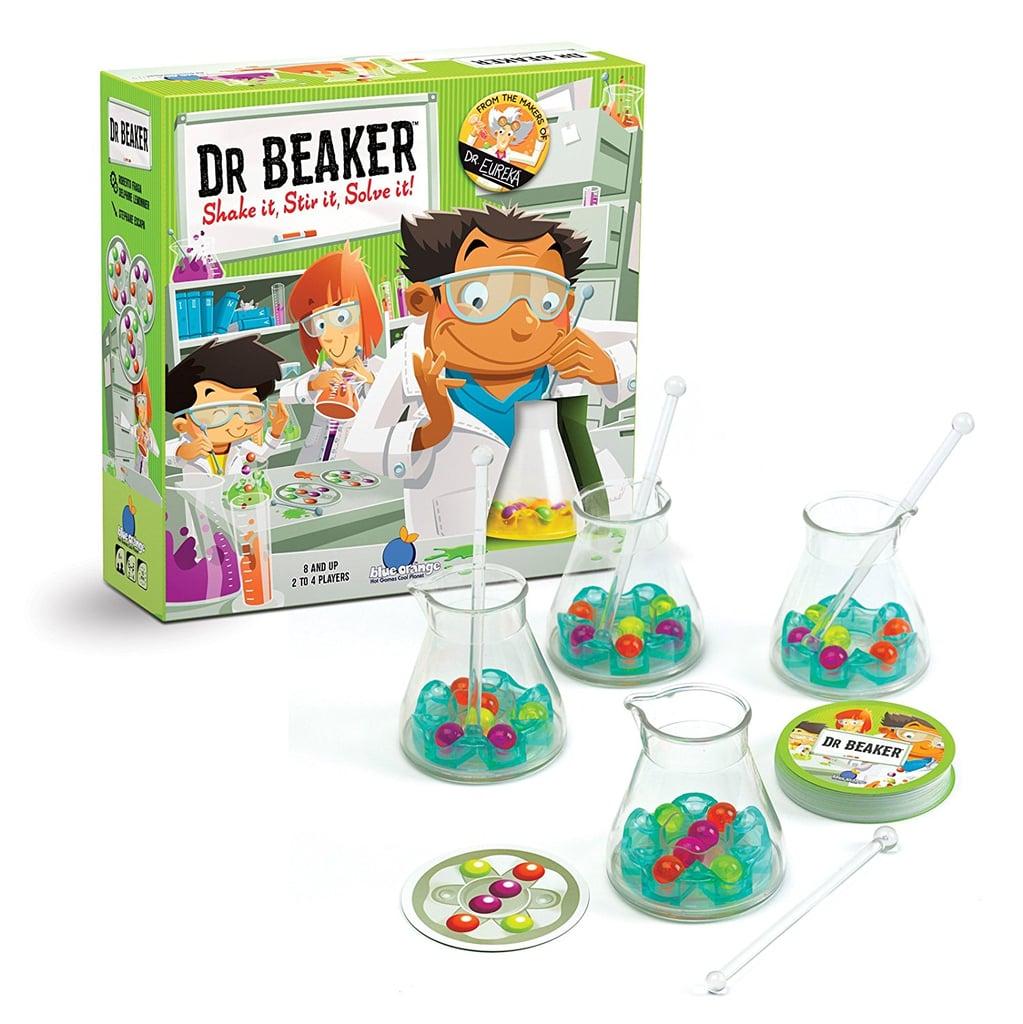 Dr. Beaker Science Speed Logic Board Game