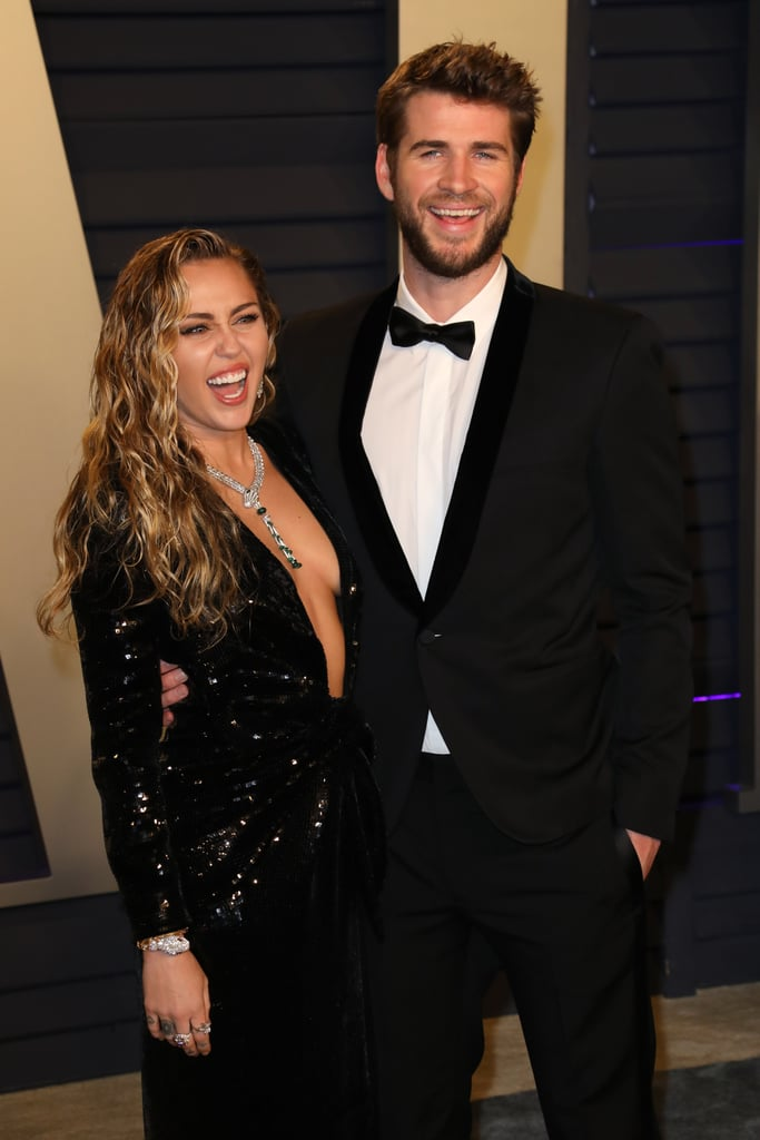 In Feb. 2019, the couple flashed bright smiles at Vanity Fair's annual Oscars afterparty.