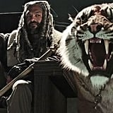 King Ezekiel Will Be a Bit Different Than He Is in the Comics