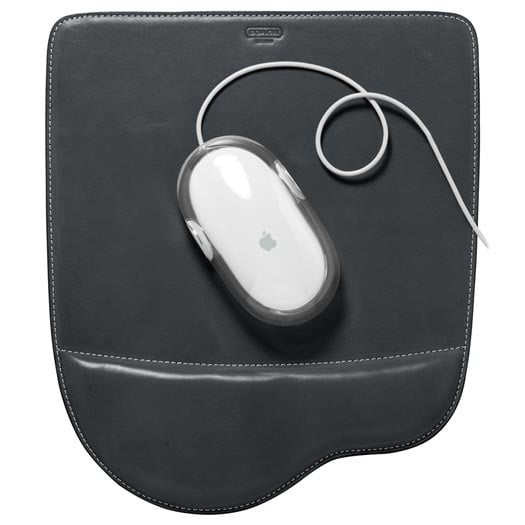 Love It or Leave It? Coach Mouse Pad
