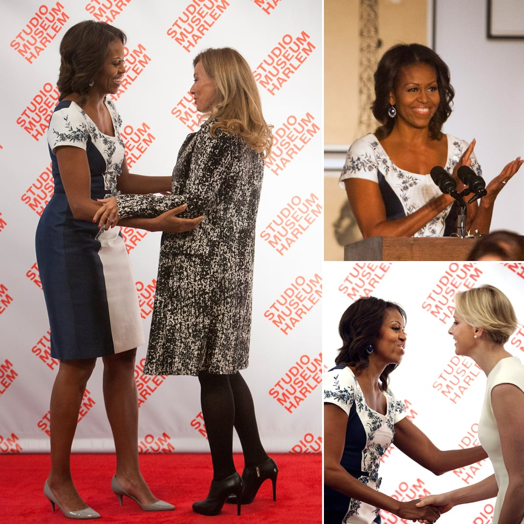 Michelle Obama With Other First Ladies