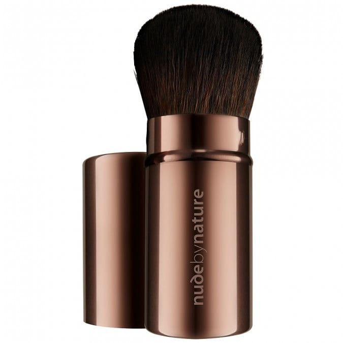 Nude By Nature Travel Brush, $19.95