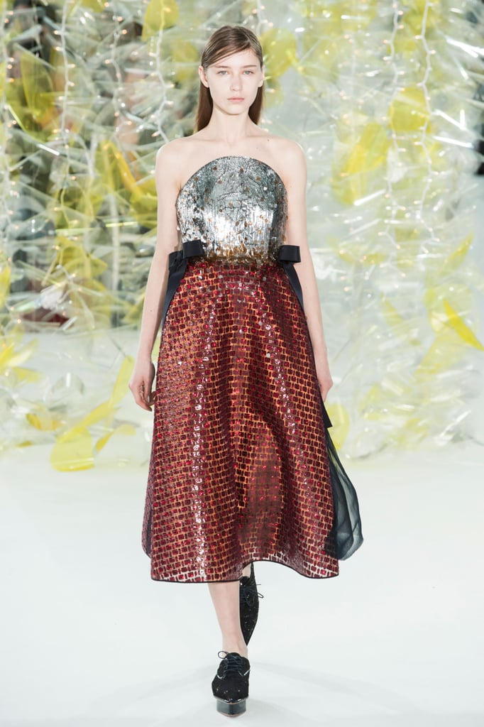Our Dream Look: Delpozo