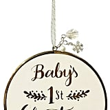 "Lauren Conrad Baby's 1st"" Christmas Ornament"