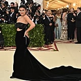 Kylie Jenner at the 2018 Met Gala