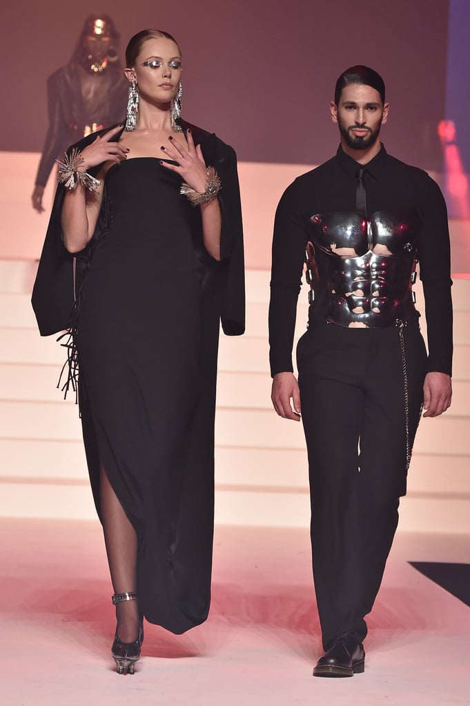 Jean Paul Gaultier's Diverse Runway at Couture Fashion Week