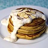 Vegetarian: Almond Protein Pancakes