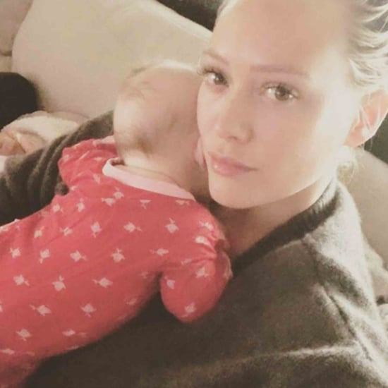 Hilary Duff Asks For Help With Colic