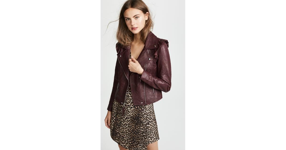 596c49b4c50f Paige Annika Leather Jacket
