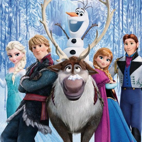 Excitement For Frozen Sequel