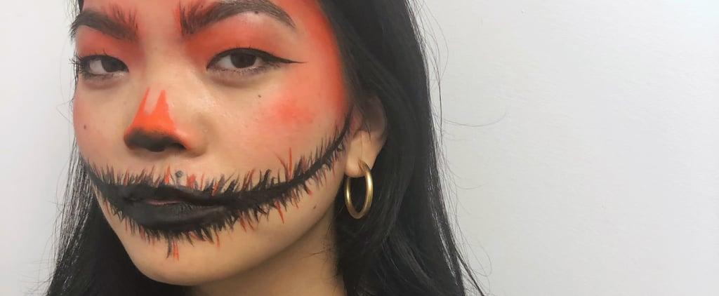Scary Pumpkin Tutorial