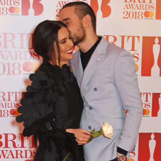 Cheryl and Liam Payne at Brit Awards 2018