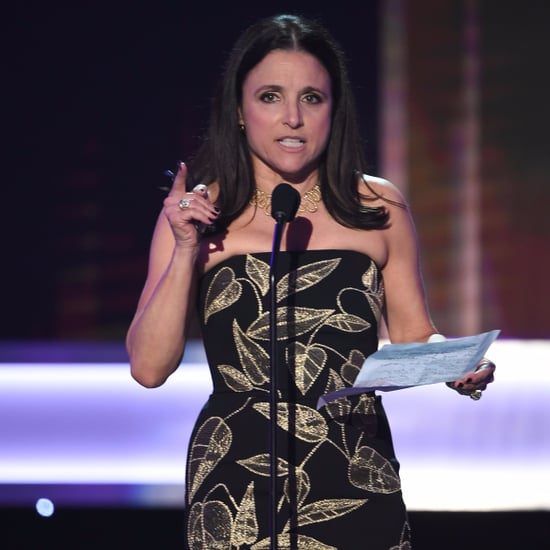 Julia Louis-Dreyfus's Speech About Trump at 2017 SAG Awards