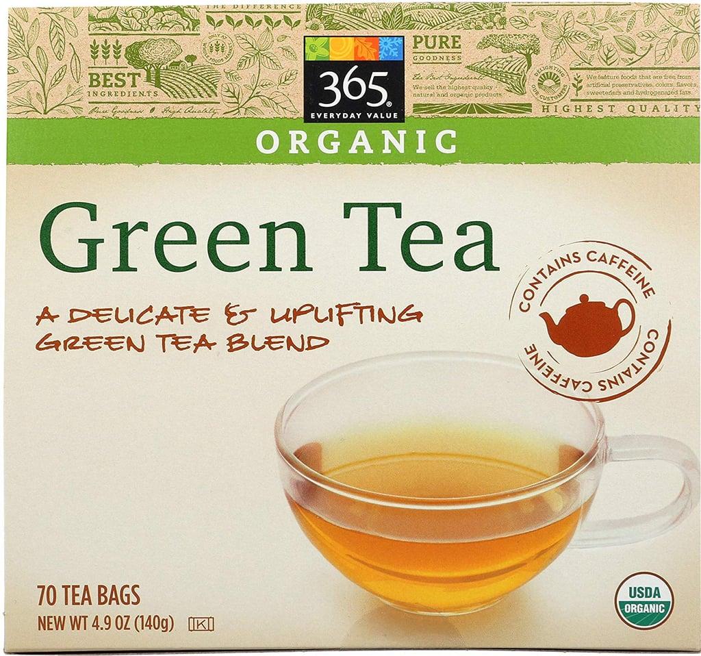 Beauty Hack: Green Tea Bags