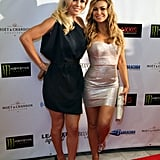 Jenny McCarthy and Carmen Electra