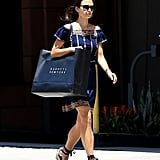 When It Comes to Sundresses, Jordana Brewster Just Found the Perfect One