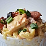 Cajun Chicken Macaroni and Cheese