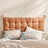 Urban Outfitters Convertible Flannel Headboard Pillow