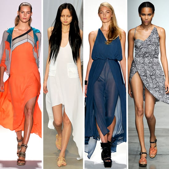 Spring 2012 Fashion Week Trend: Flowy Dresses