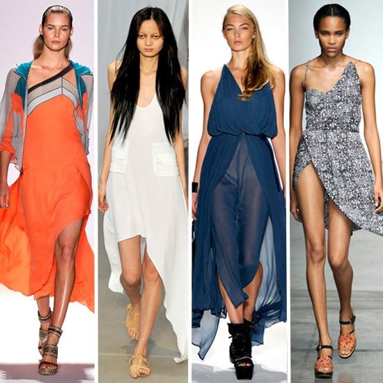Spring 2012 Trend: Flowy Dresses