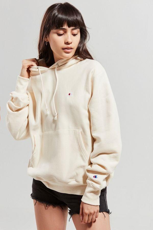 Champion Logo Fleece Sweatshirt