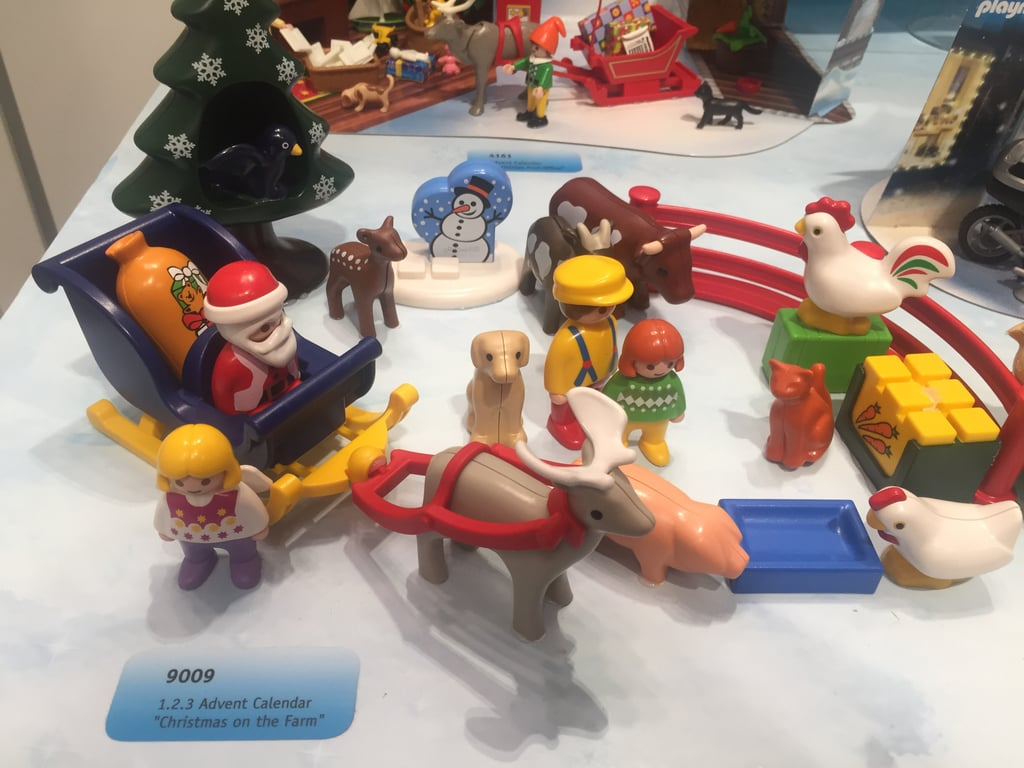 Playmobil Christmas on the Farm Advent Calendar