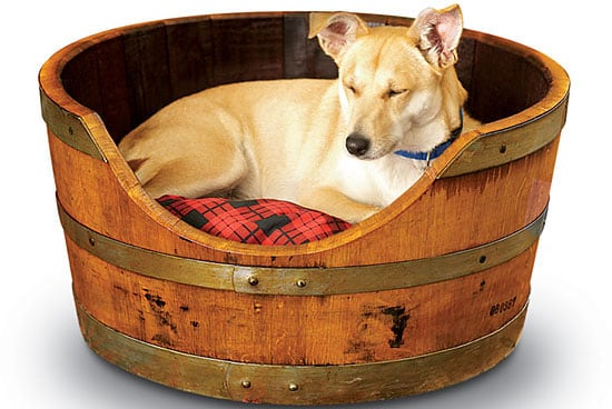 It's a (Wine) Barrel O' Bed!