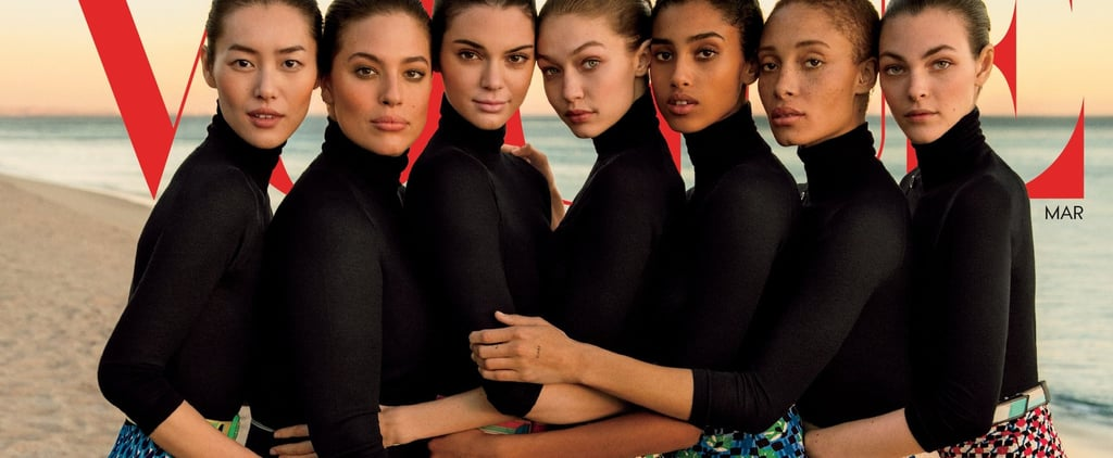 Vogue's March Cover Is Powerful Enough to Break the Internet