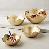 Lotus Decorative Nesting Bowls