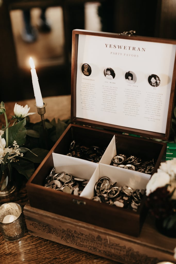 Moody San Francisco Wedding