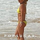 Britney Spears Wearing a Bikini and Ring in Hawaii Jan. 2018