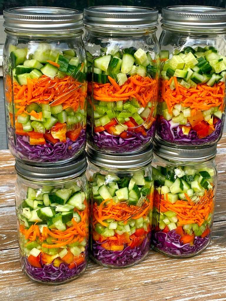 How to Store Salads That Last 7 Days
