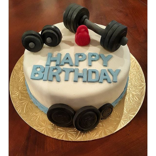 Images Of Gym Cake : Fitness, Health & Well-Being Fitness-Inspired Cakes ...