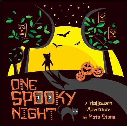 One Spooky Night: A Halloween Adventure ($10)